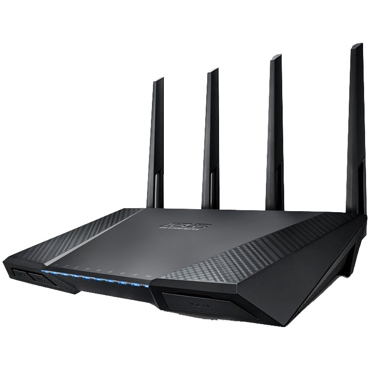 RT-AC87U AC-router, 2400Mbps