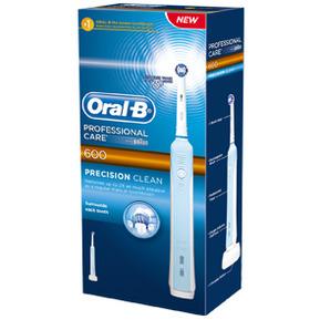 Oral-B Elektrische Tandenborstel ProfessionalCare 600 Precision Clean