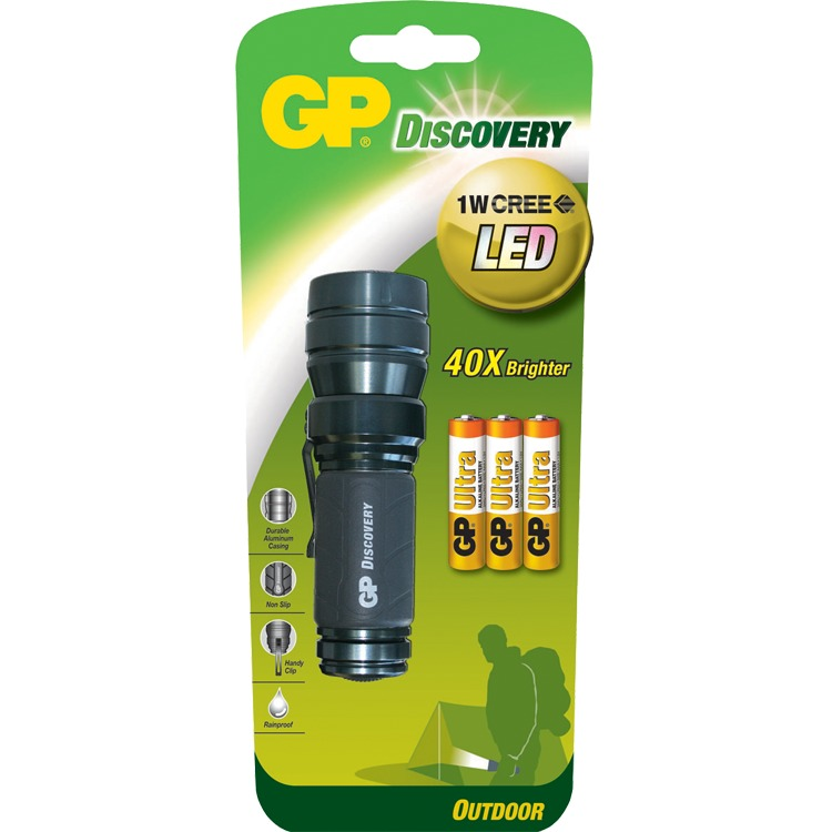 Discovery Torch Outdoor Range