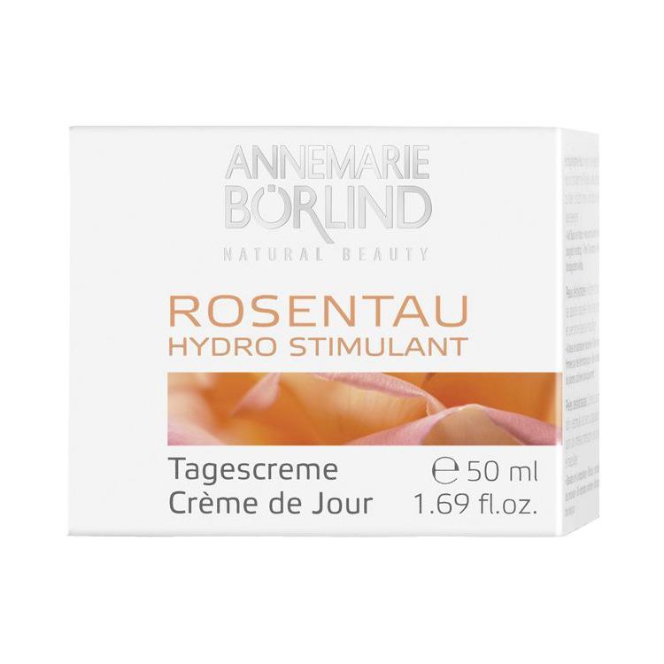 Borlind Rosentau - 50 ml - Dagcrème