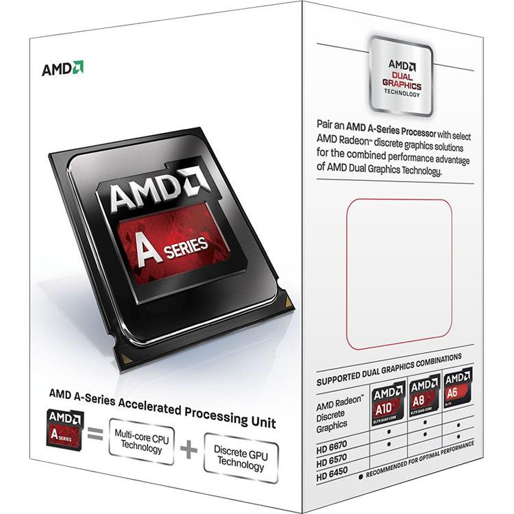 Image of A8-7600 3100 FM2+ BOX