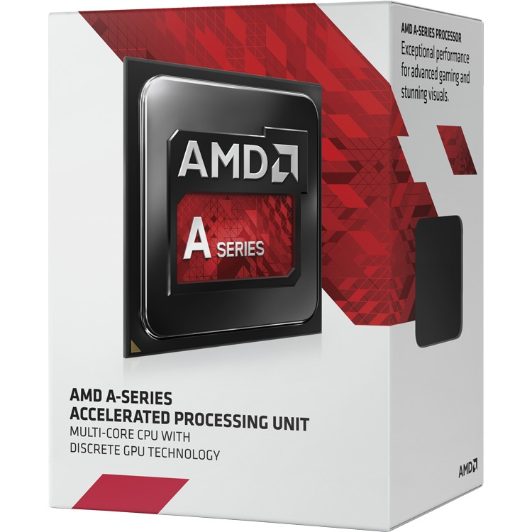 Productafbeelding voor 'A10-7800 3,5 GHz (3,9 GHz Turbo Boost)'