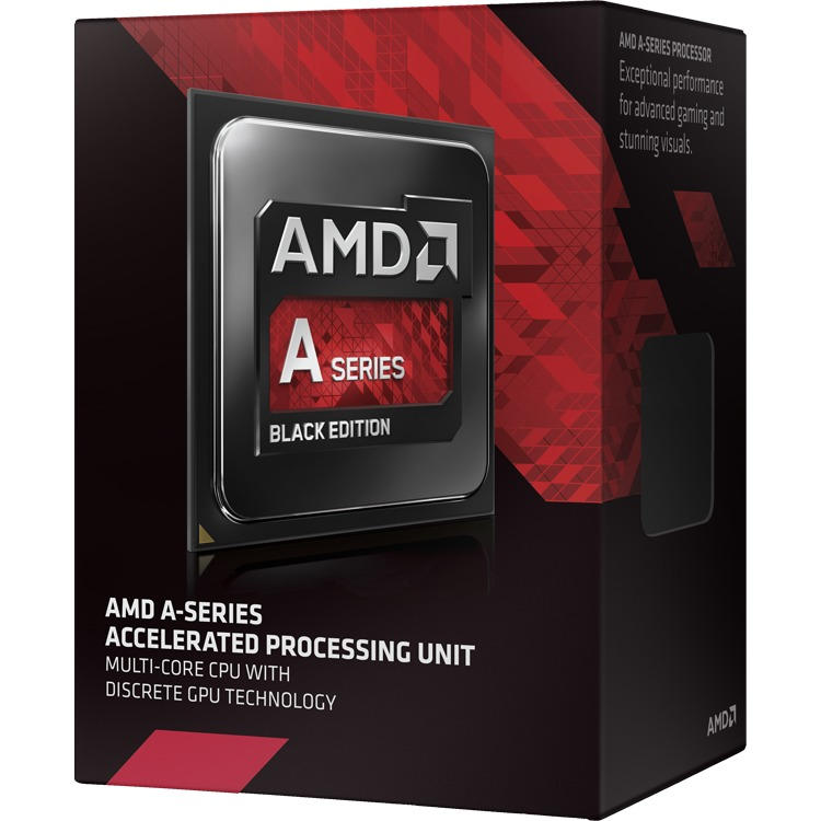 Image of A6-7400K 3,5 GHz (3,9 GHz Turbo Boost)