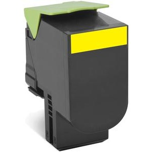 802HYE TONER YELLOW HIGH YIELD CORPORAT