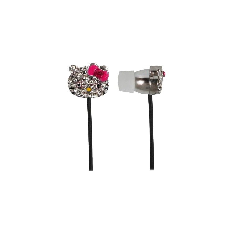 Sakar Hello Kitty Bling       ear buds
