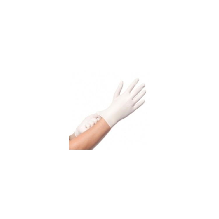 Image of CMT Nitrile Handschoenen Poedervrij Wit Extra Large 100st