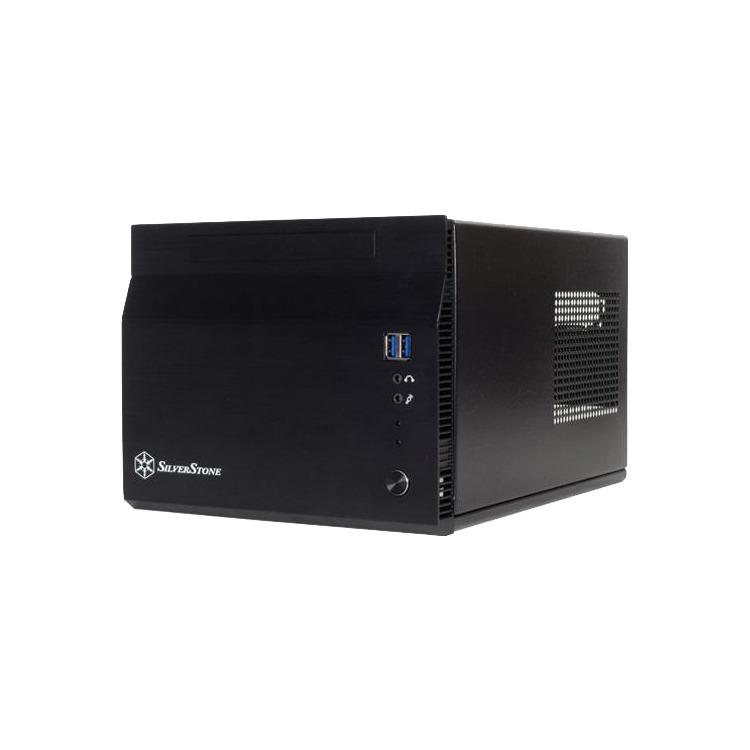SilvStone SG06BB Lite USB 3.0     bk ITX