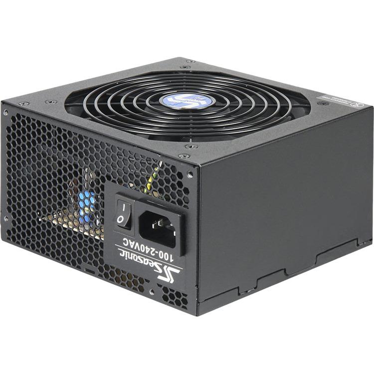 Seasonic S12II-430W ATX-voeding - 430 GB / Grijs