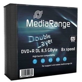 Image of DVD+DL 8x SC 8,5GB 5St