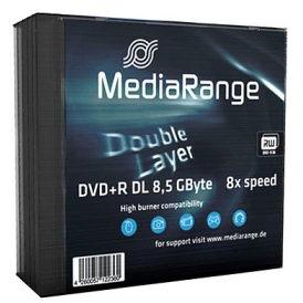 MediaRange MR465 (her)schrijfbare DVD's