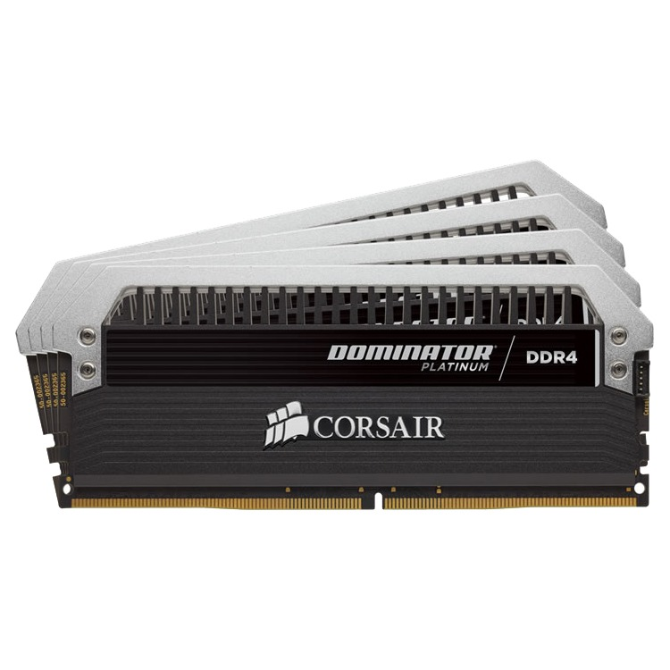 32 GB DDR4-2666 Quad-Kit