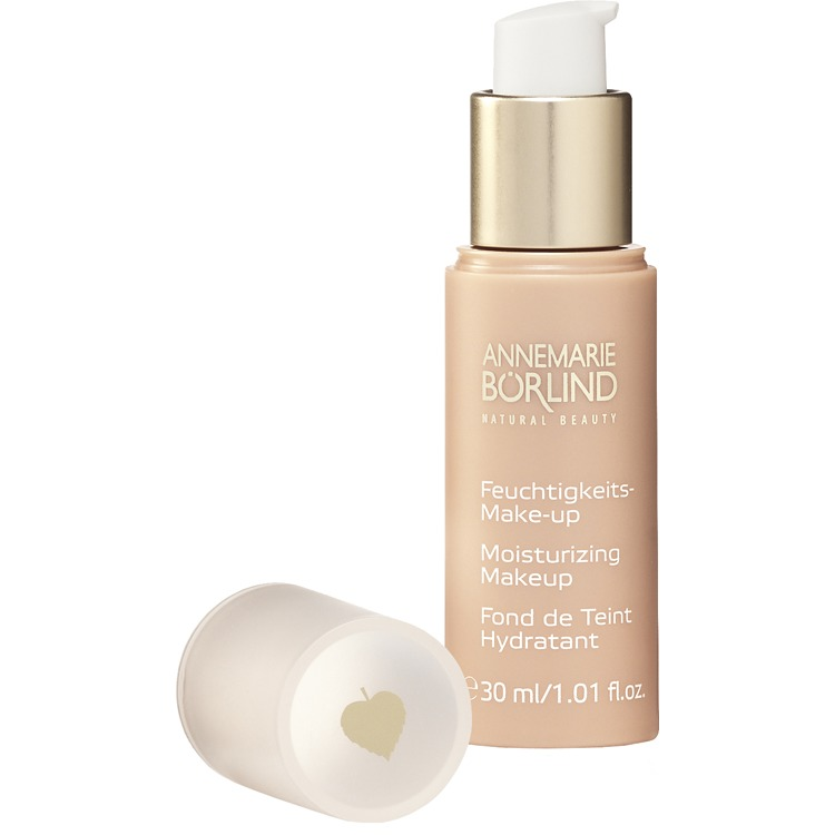 Image of Hydraterende Make-Up Foundation Almond 46k