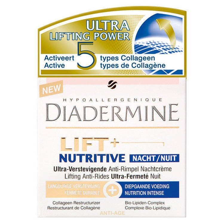 Image of Lift+ Nutritive Nachtcrème (50 Ml)