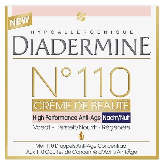 Image of N°110 Crème De Beauté Anti-Age Nacht (50 Ml)