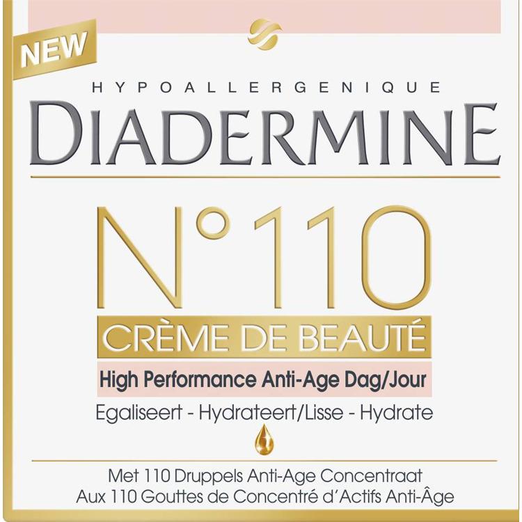 Image of N°110 Crème De Beauté Anti-Age Dagcrème (50 Ml)