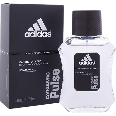 Adidas Dynamic Pulse Eau De Toilette Grijs Man 50ml