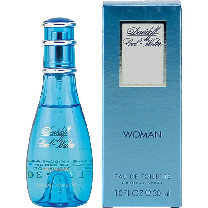 Image of Cool Water Woman Eau De Toilette, 3