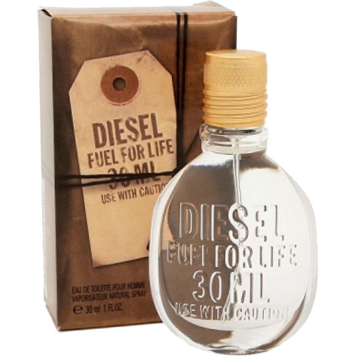 Image of Diesel - Fuel for life men Eau de toilette - 30ml
