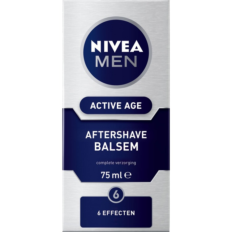 Image of Men Active Age Aftershave Balsem, 7