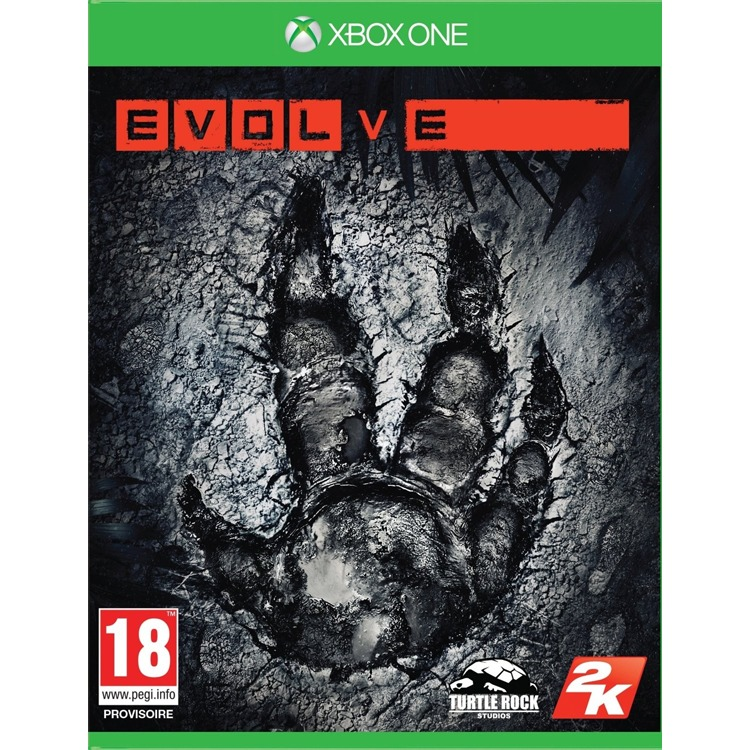 PC DVD Evolve Limited Edition