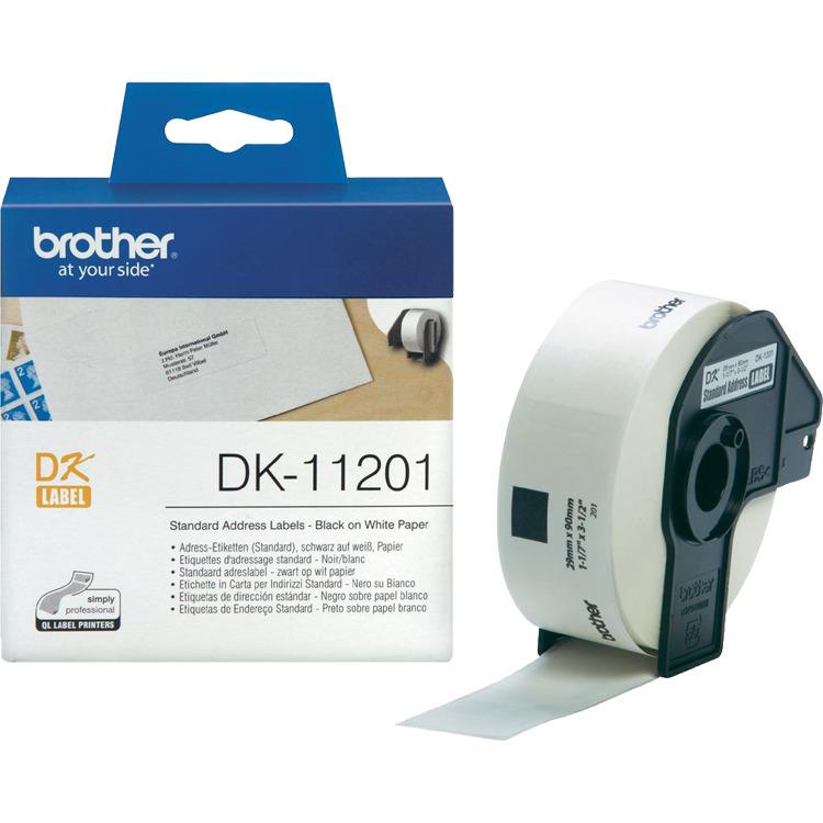 Brother Adresetiketten »DK-11201«
