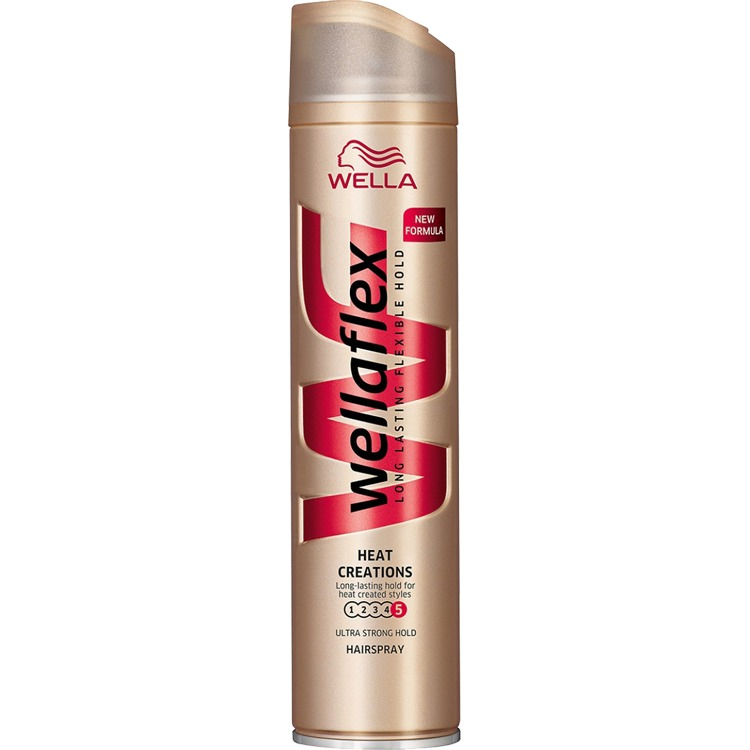 Wella Flex Hairspray Heat Creation 250ml