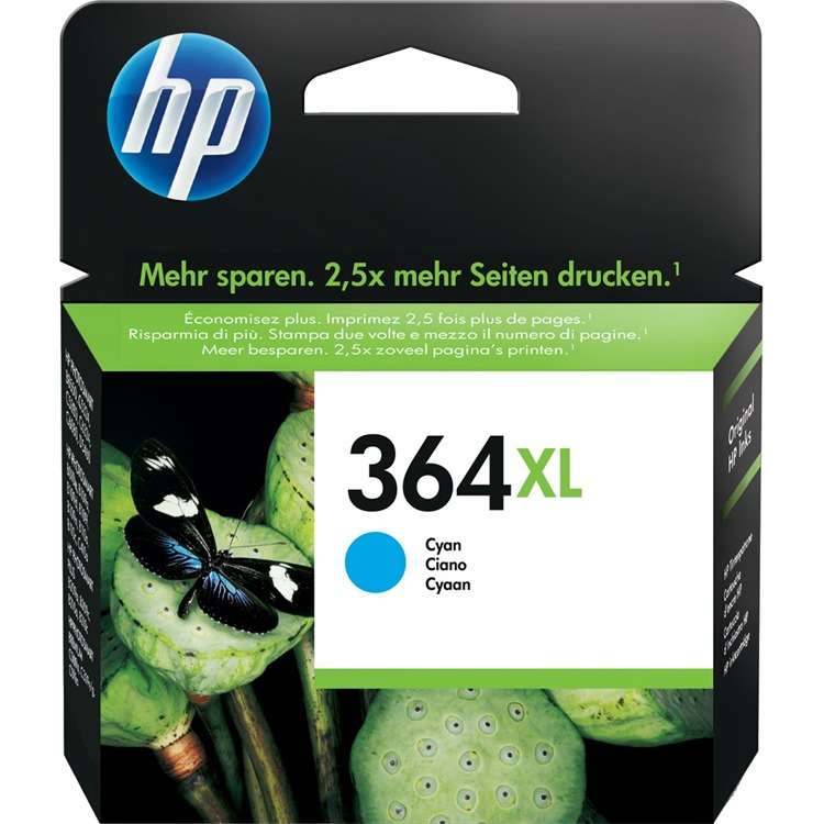 HP Inktpatroon »HP CB323EE« HP 364XL
