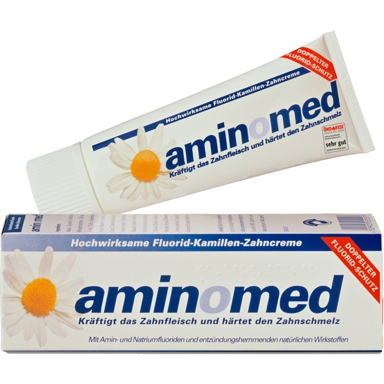 Image of Aminomed Tandpasta, 75 Ml