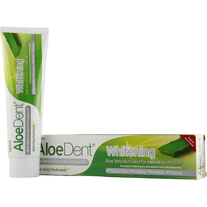 Aloe Dent Aloe Vera Tandpasta White 100ml