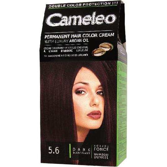 Cameleo Crèmekleuring - Donker Mahonie