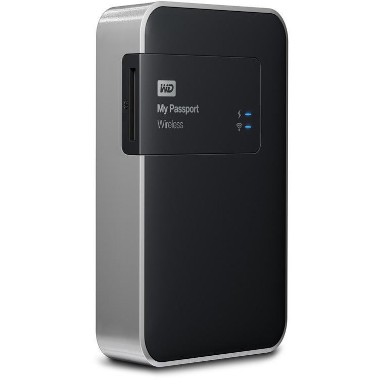 WD My Passport Wireless 2 TB