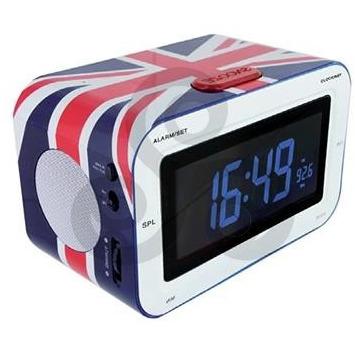 Wekkerradio Engeland