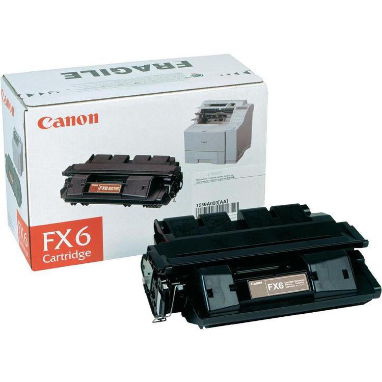 Canon FX-6 - Tonercartridge / Zwart