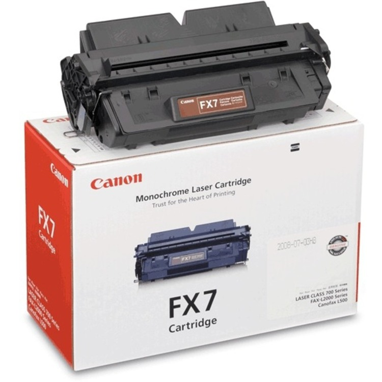 Canon FX-7 - Tonercartridge / Zwart