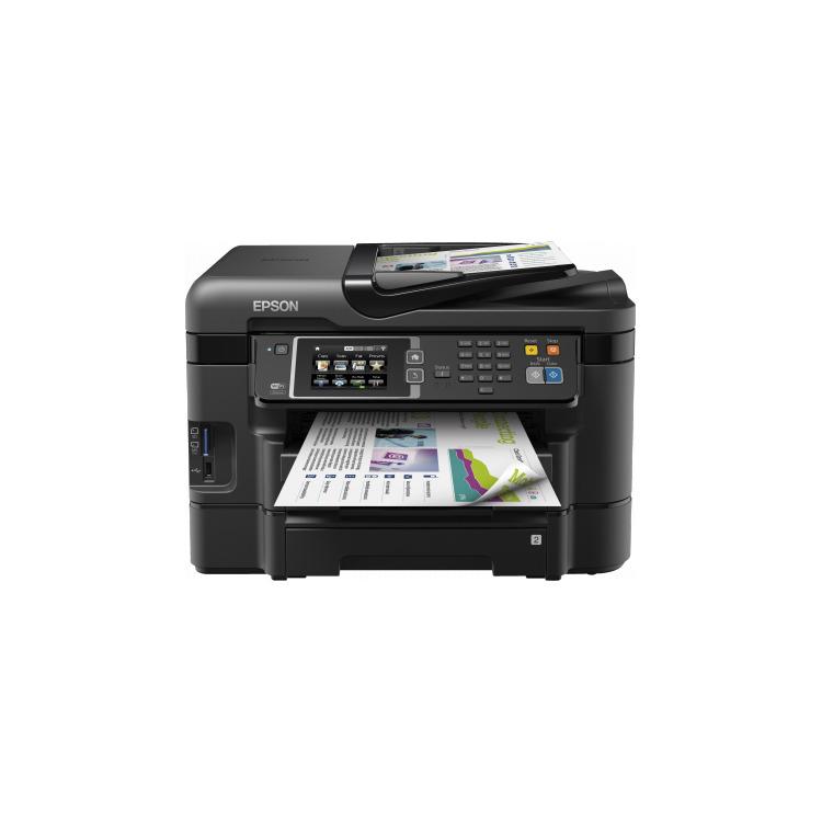Epson WF-3640DTWF Printer