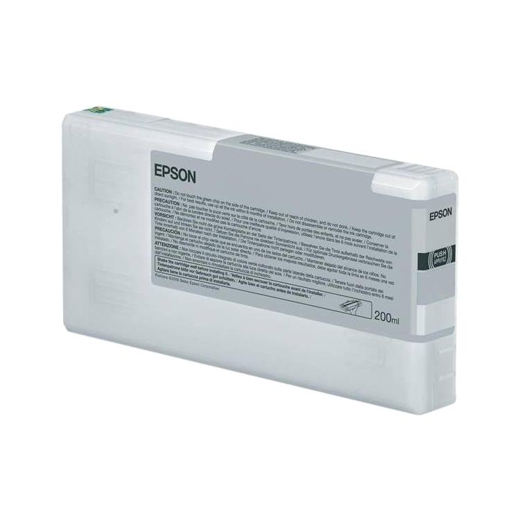 Epson T6539 - Fotocartridge / Licht Zwart