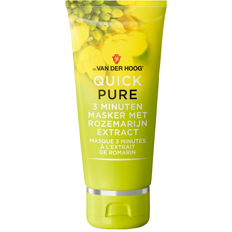 Image of Quick Pure 3-minuten Masker, 50 Ml