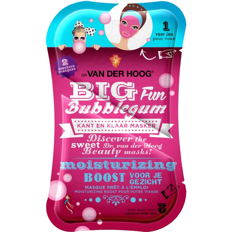 Image of Big Fun Bubblegum Masker, 16 Ml