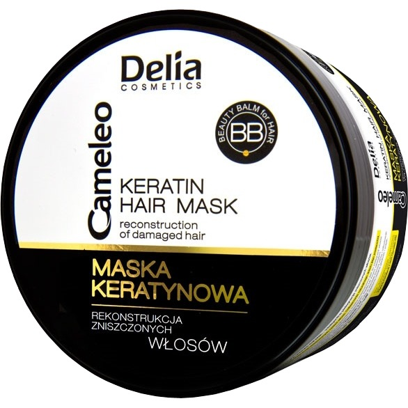 Image of Cameleo Keratin Hair Mask, 200 Ml