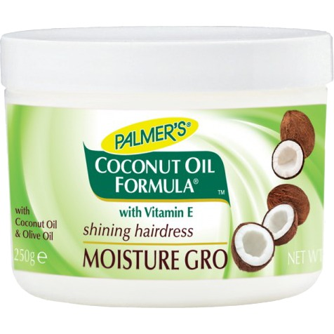 Image of Coconut Oil Formula Moisture Gro Shining Hairdress Crème, 250 G