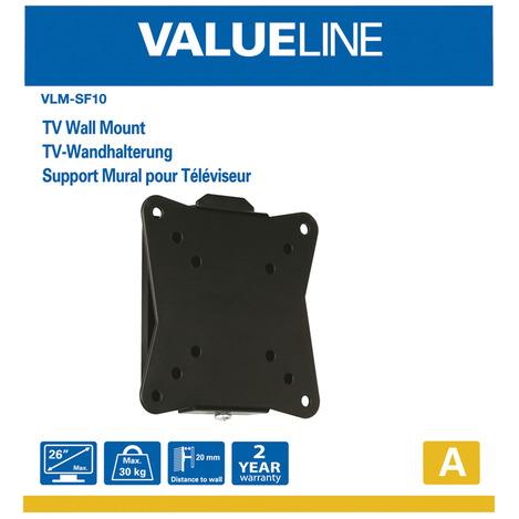 Valueline VLM-SF10 flat panel muur steun