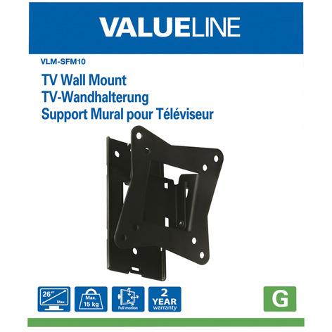 Valueline VLM-SFM10 flat panel muur steun