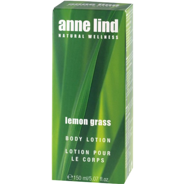Anne Borlind Lemon Grass - 150 ml - Bodylotion