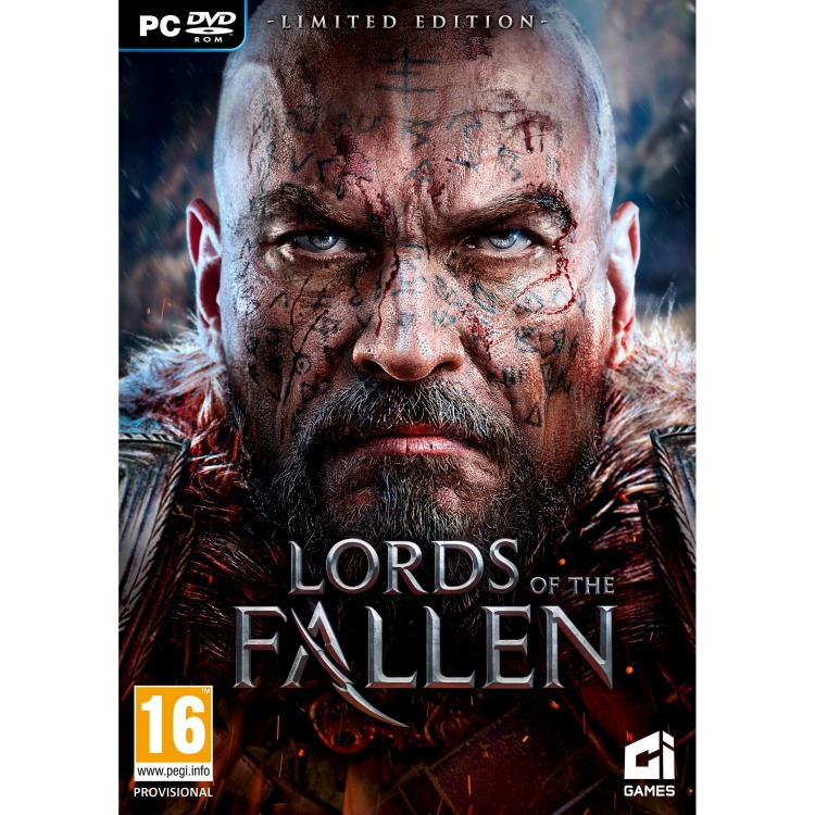 PC DVD Lords of the Fallen