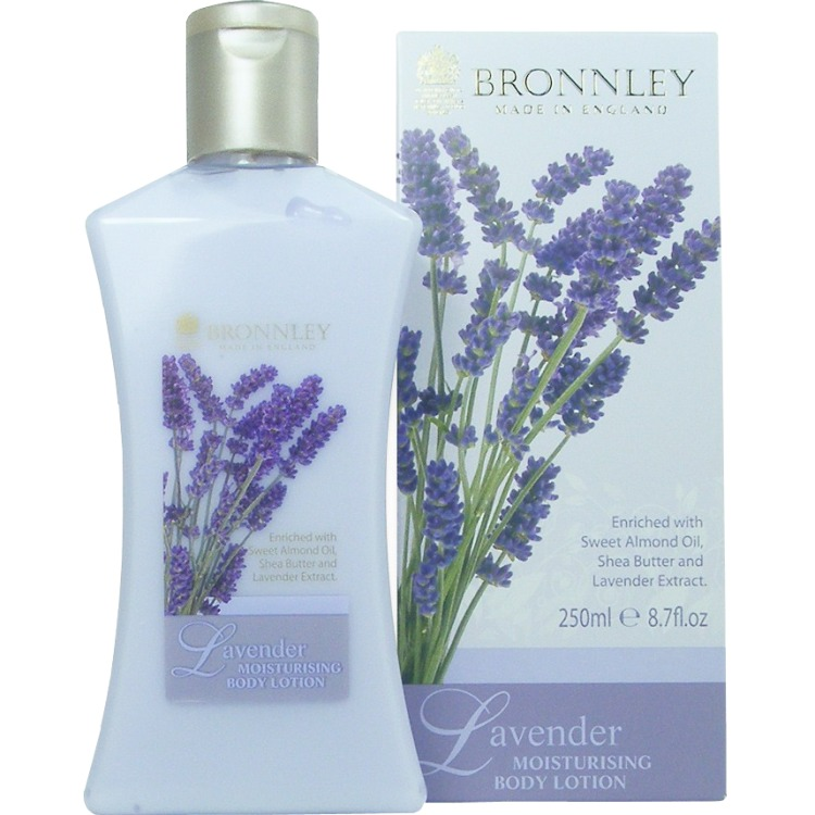 Image of Lavender Body Lotion, 250 Ml