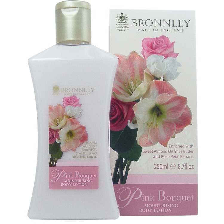 Image of Pink Bouquet Moisturing Body Lotion
