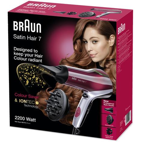 Braun HD770   HAARDR      BR
