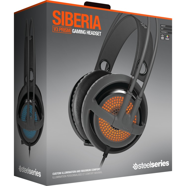 SteelSeries Siberia V3 Prism