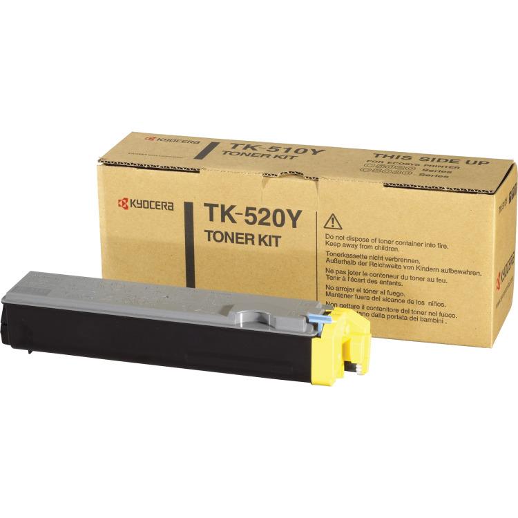 Kyocera Toner »TK-520Y«