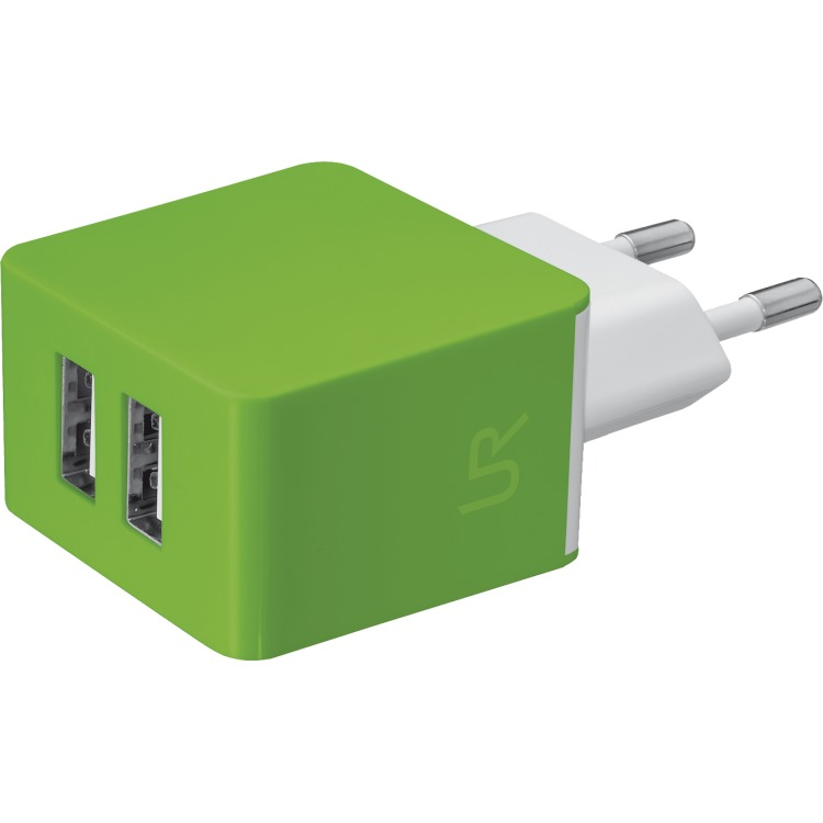Dual smartphone Wall Charger